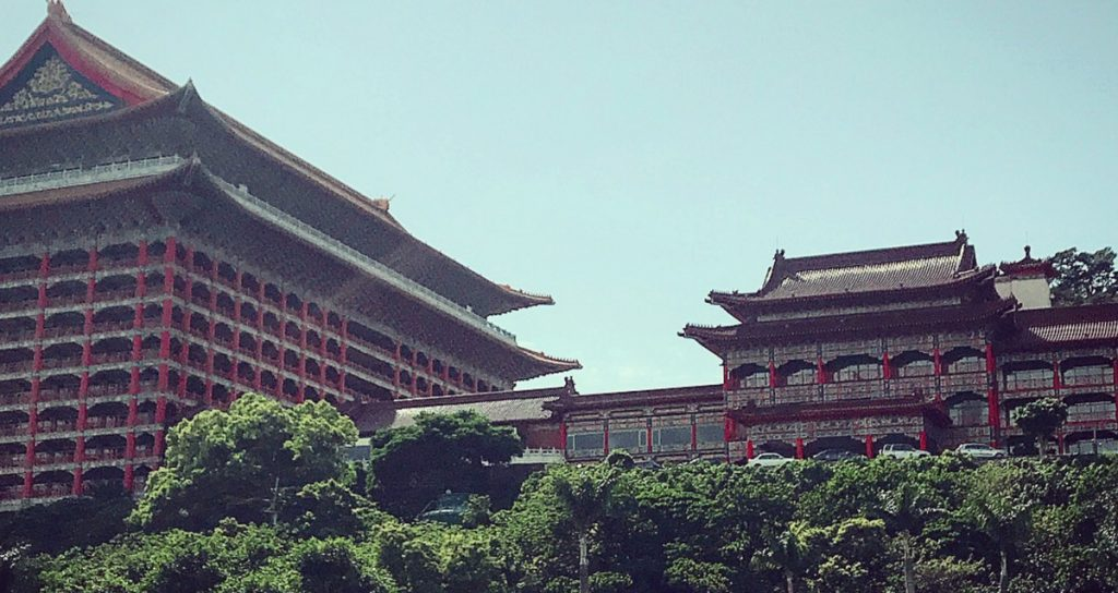 The Most Iconic Hotel in Taipei (and Why Anyone Visiting Taipei Should Stay Stay Here)