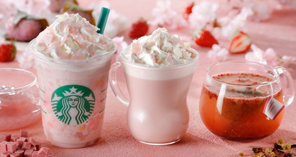 Why You Should Go to Japan to Get the Best Starbucks Frappuccinos