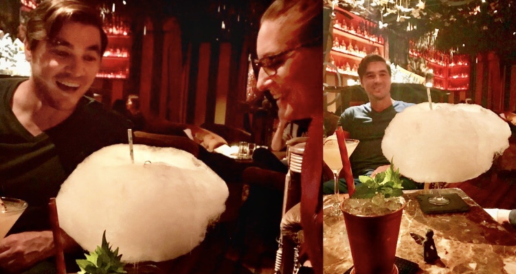 Drinks As Big As Your Head And Tiny Iron Fairies At This Secret Tokyo Wonderland