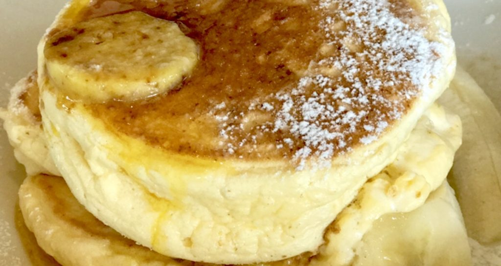 Where to Get the Best Pancakes in Japan