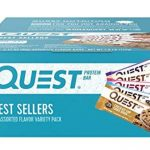 Quest Nutrition Protein Bars Best Sellers Variety Pack - Adventures and Maitais
