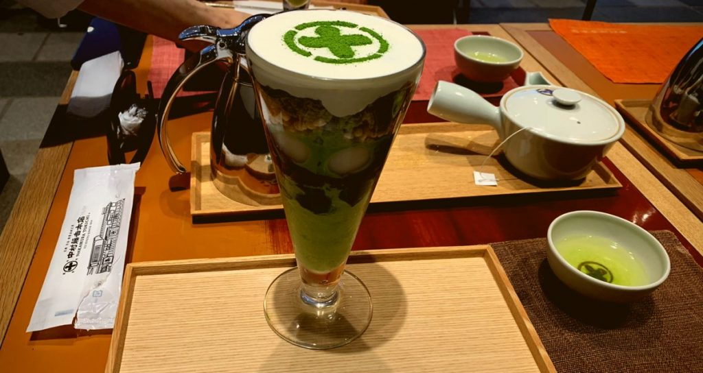 Even If You Are Not a Fan Of Matcha, This Japanese Restaurant Will Make You Fall In Love